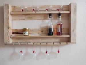 Tag re de cuisine pour nos meubles de palettesmeuble en for Etagere de cuisine en palette