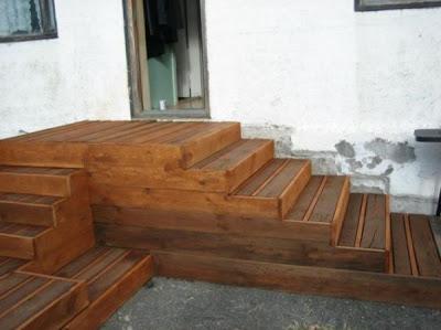 faire une terrasse en bois avec des palettes5meuble en. Black Bedroom Furniture Sets. Home Design Ideas