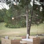 Décorez votre jardin avec des meubles de palettes en plein air