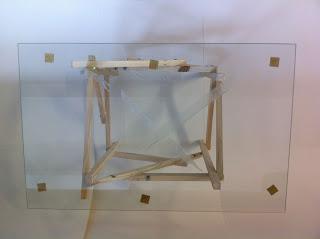 Table design avec palettes en bois3