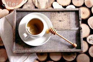 Si vous voulez faire un plateau de palette en bois, c'est la chose la plus simple du monde!