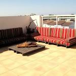 Chill-Out meubles de palettes d'extérieur