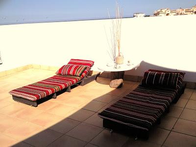 Chill-Out meubles de palettes d'extérieur2