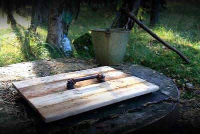 Couvrir pour votre bien faite de palettes en bois