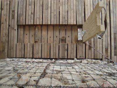 DIY Pallet Möbel Landwirtschaftliche Produktion Zentrum von recycelten Holzpaletten gebaut10