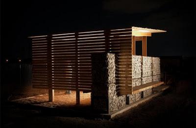 DIY Pallet Möbel Landwirtschaftliche Produktion Zentrum von recycelten Holzpaletten gebaut5