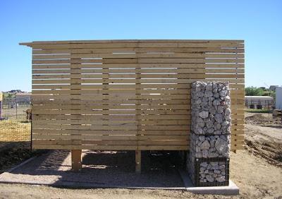DIY Pallet Möbel Landwirtschaftliche Produktion Zentrum von recycelten Holzpaletten gebaut6