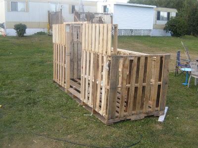 construire sa maison en bois chalet - Construire Sa Maison En Palette