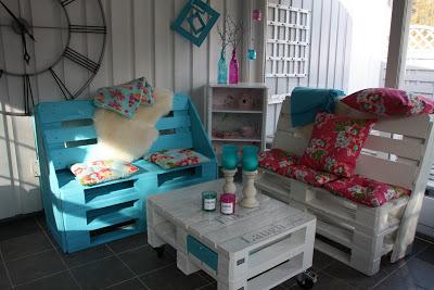 Fauteuils et table basse pour décorer un coin de votre maison8
