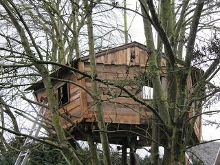 Palette cabane dans les arbres pour nos enfants11