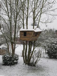 Palette cabane dans les arbres pour nos enfants12