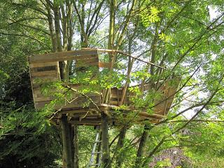 Palette cabane dans les arbres pour nos enfants4