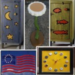 Artisanat originaux faits avec des palettes