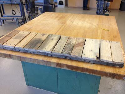 Bauen mit Recycling Holzpaletten eine schwingende Sofa4