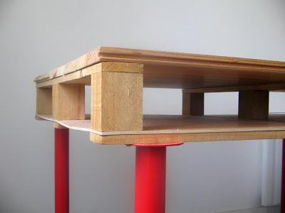 Bureaux de bureau pour nos meubles de palettes3