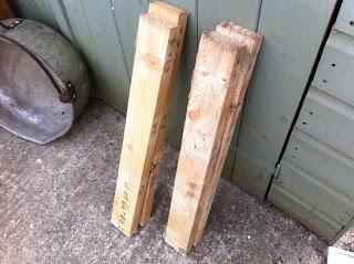 Comment faire un planteur de plein air avec des palettes en bois2