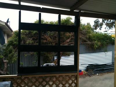 Construire un jardin vertical avec une vieille palette recyclée