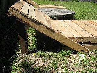 construire un transat ( chaise longue ) pour votre jardin avec des ... - Chaise Longue Jardin Bois
