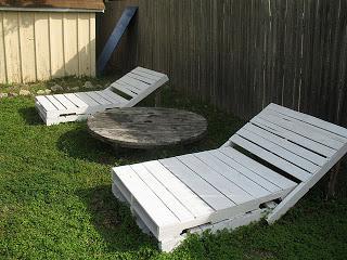 Construire un transat chaise longue pour votre jardin avec des palettes7meuble en palette for Chaise de jardin en palette