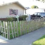 Décorez votre jardin à l'Halloween avec un cimetière faite de palettes
