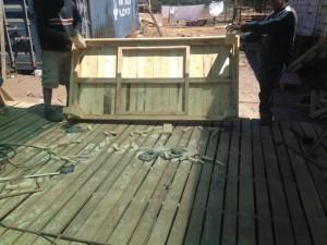 Decoy construcción meubles avec des palettes recyclées4