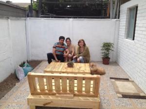 Decoy construcción meubles avec des palettes recyclées6