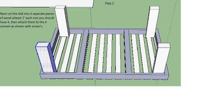 des plans pour faire une table simple avec palettesmeuble en palette meuble en palette. Black Bedroom Furniture Sets. Home Design Ideas