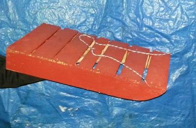 Faites votre propre traîneau avec une palette en bois9