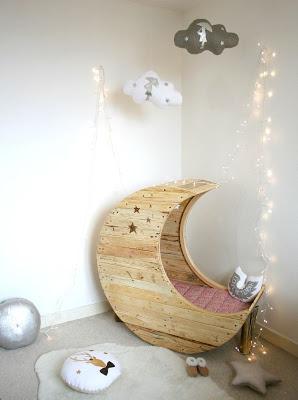 Un lit à bascule pour vos bébés
