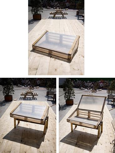 Semilleromeuble en palette meuble en palette - Mille et une chaises ...