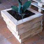 Des idées originales faites avec des palettes en bois