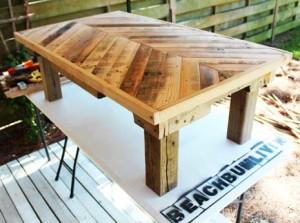 Des idées originales faites avec des palettes en bois 11