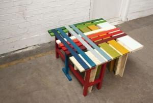 Des idées originales faites avec des palettes en bois 12