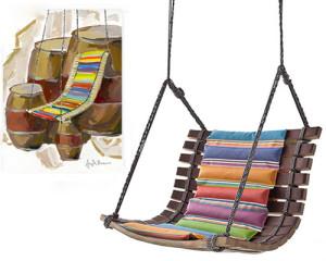 Des idées originales faites avec des palettes en bois 4