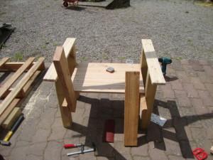 Chaises pour la terrasse et un hamac pour bronzer10