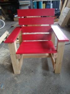 Chaises pour la terrasse et un hamac pour bronzer11