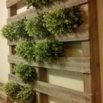 Jardini Re Escalier Pour Votre D Cor De Jardinmeuble En Palette Meuble En Palette