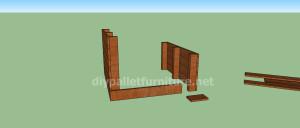 Projet et des plans pour construire une niche pour chien avec des palettes (3)