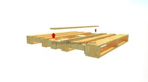 cheap sur la faon de faire un casier vin en bois avec des palettes with fabriquer un casier. Black Bedroom Furniture Sets. Home Design Ideas