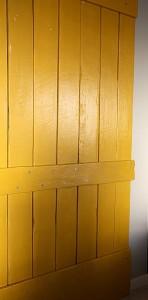 Instructions sur la façon de faire une porte coulissante avec palettes 6