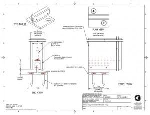 Instructions sur la façon de faire une porte coulissante avec palettes 7