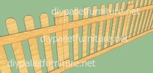 Jardin d'enfants faite avec des palettes et des plans du processus (10)