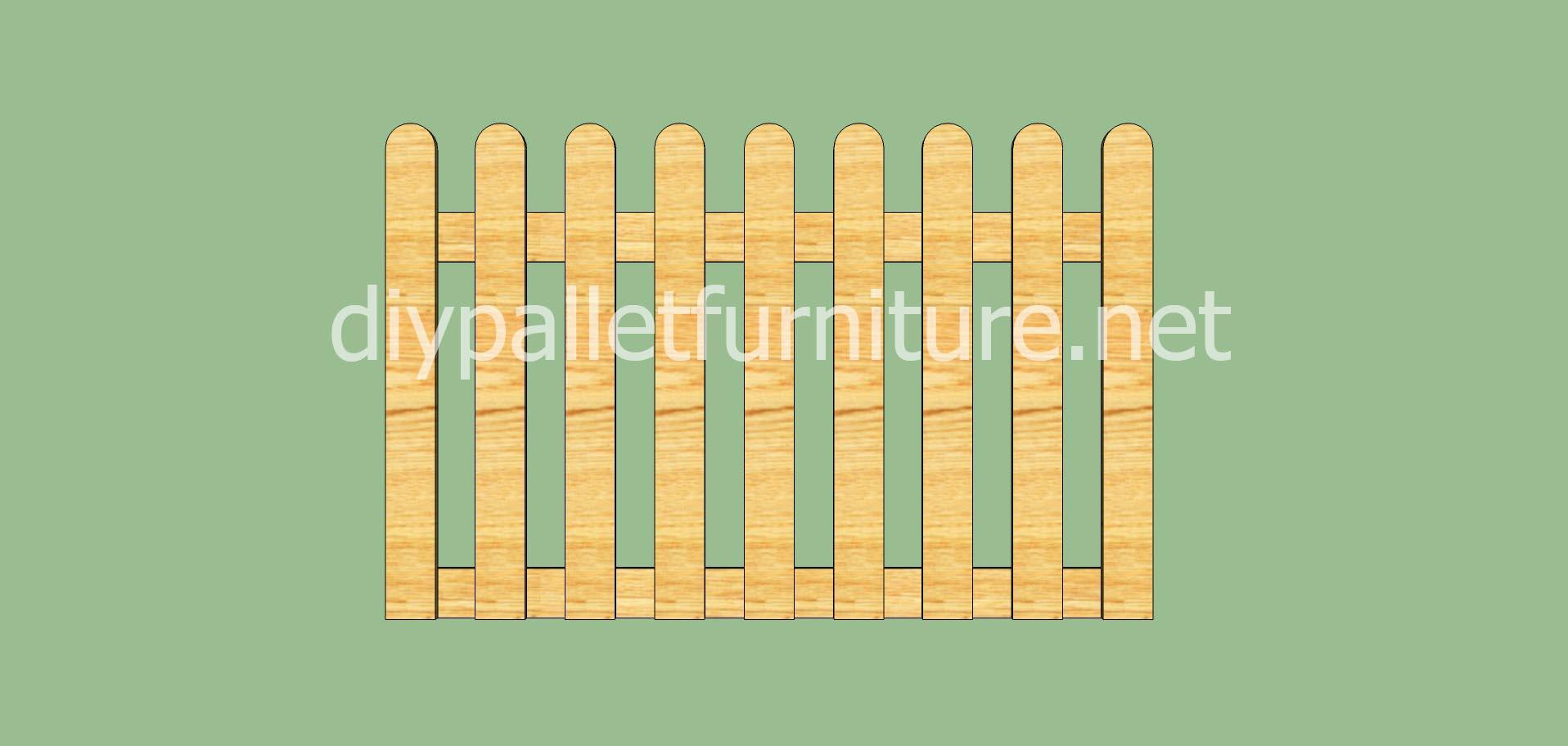 Barriere en bois de jardin valdiz for Barriere en bois de jardin