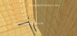 Plans et vidéo de la façon de faire une maison avec des palettes ( 2 de 3 ) (11)