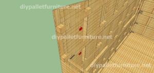 Plans et vidéo de la façon de faire une maison avec des palettes ( 3 de 3 ) 5