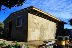 Maisons auto-construits populaires avec des palettes en bois 2