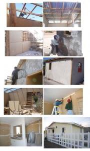 Maisons auto-construits populaires avec des palettes en bois 6