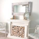 Comment construire un miroir avec des palettes