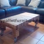 Tableau pour votre salon de planches de palettes démontées