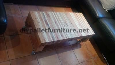 Tableau pour votre salon de planches de palettes démontées 4